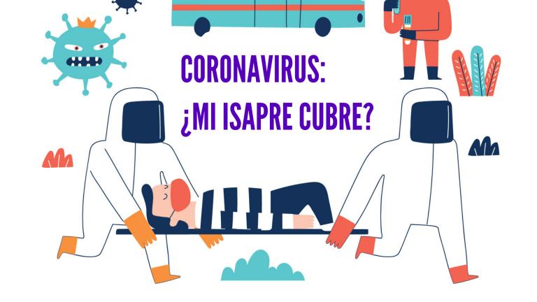 CORONAVIRUS:  ¿Mi isapre lo cubre?